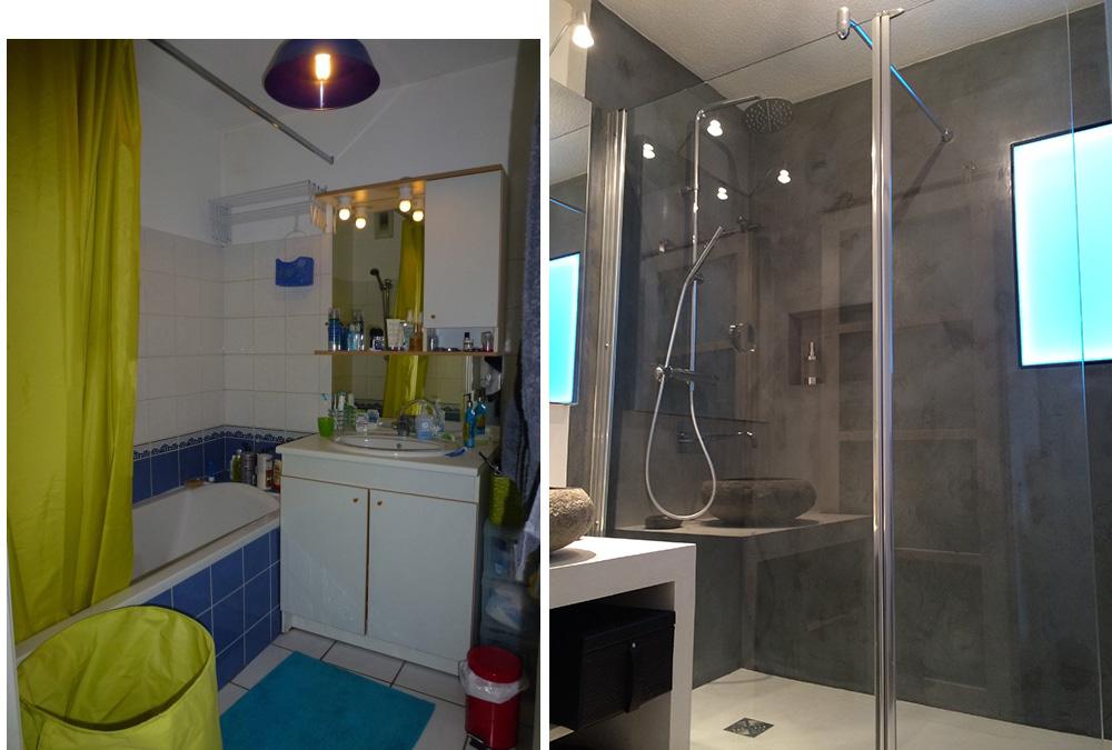 r alisations r novation photos avant apr s lb home style lucille beaudet architecte d. Black Bedroom Furniture Sets. Home Design Ideas