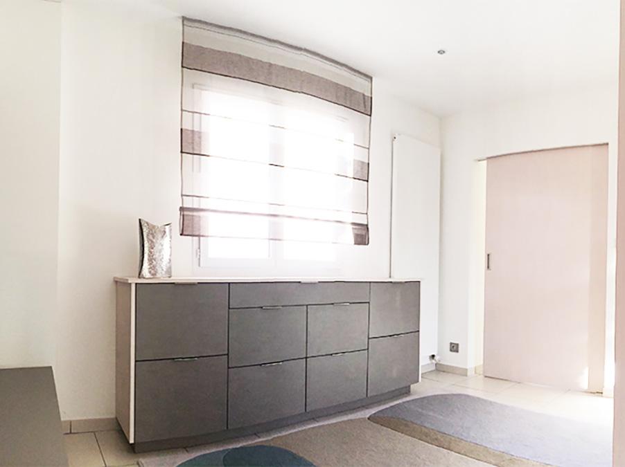 cr ation de mobilier lb home style lucille beaudet. Black Bedroom Furniture Sets. Home Design Ideas