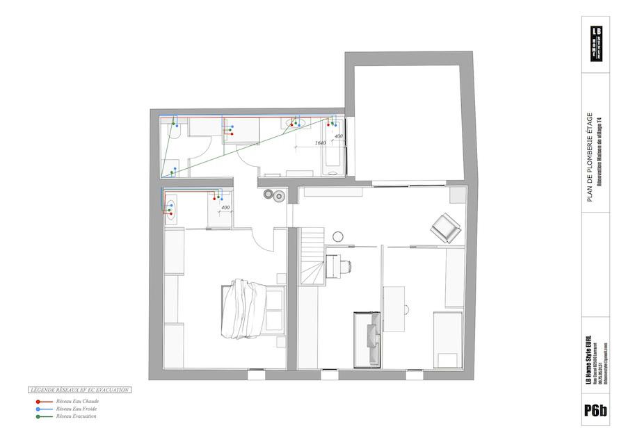 Missions d 39 architecte lb home style lucille beaudet for Cctp architecte
