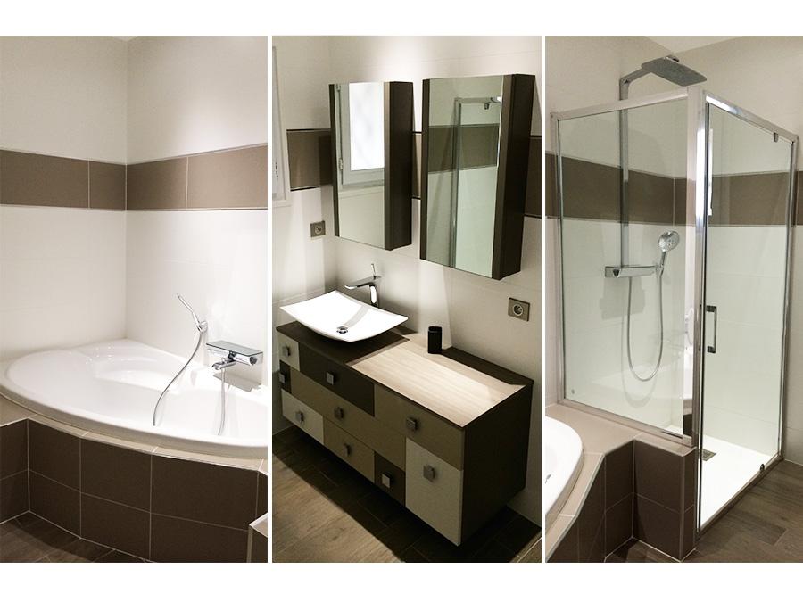 Am nagement de salle de bain et de salle d 39 eau lb home style lucille beaudet architecte d - Idee renovation salle de bain ...